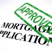 bad credit mortgage application