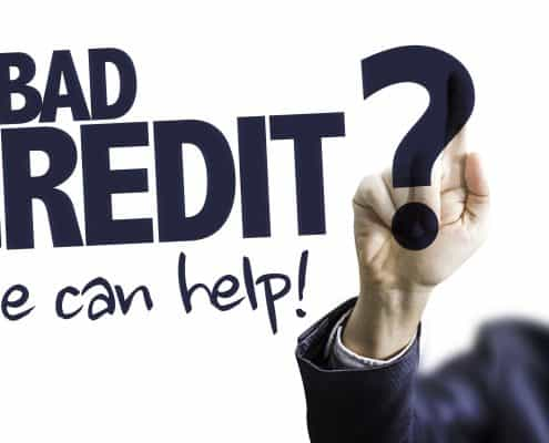 bad credit mortgage aproved